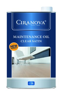MAINTENANCE OIL CLEAR SATIN,olej na údržbu satin  (620-008324 N3C)