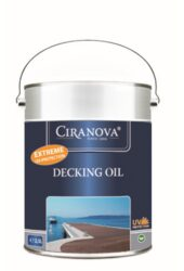 DECKING OIL CLEAR 7630, bezbarvý, bal.2,5 litru  (650-007630 P3T)